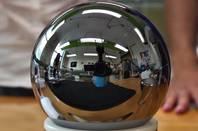 CSIRO's silicon sphere