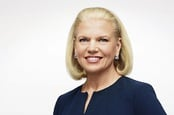 Big and Blue: IBM boss's wage package shrinks in 2018 on her