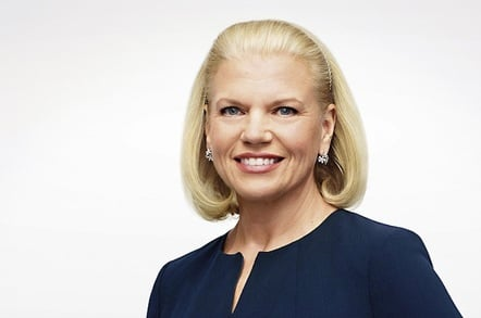 IBM memo to staff: Our CEO Ginni is visiting so please 'act