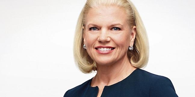 IBM CEO 'Ginni' Rometty