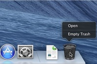 Empty Trash Mac OS