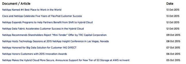 NetApp_Insight_releases