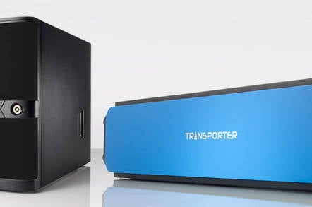 Connected Data Transporters