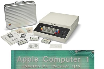 An Apple 1