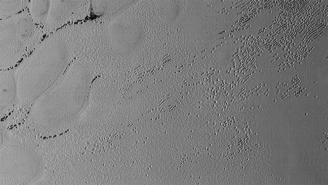 The News Horizons image of the Sputnik Planum