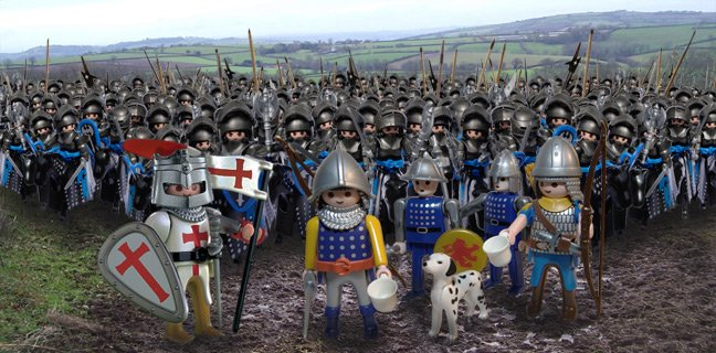 Our revised view of the Battle of Agincourt