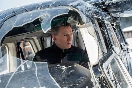 Spectre, photo Metro Goldwyn Mayer Studios Danjaq and Columbia Pictures Industries