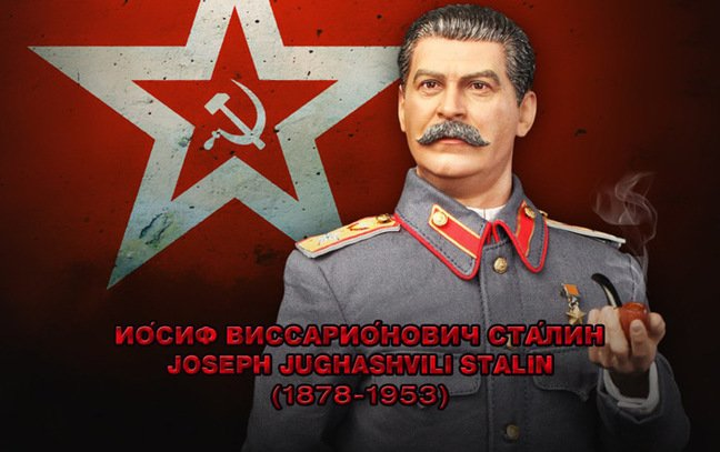 DiD's Stalin figure