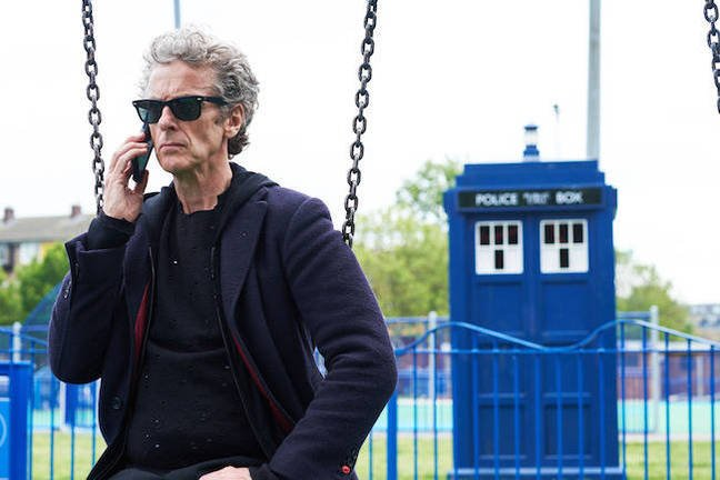 Doctor Who – The Zygon Invasion. Pic credit: BBC