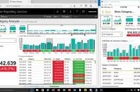 SQL Server 2016 Reporting Services, now in responsive HTML 5