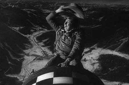 Dr Strangelove bomb