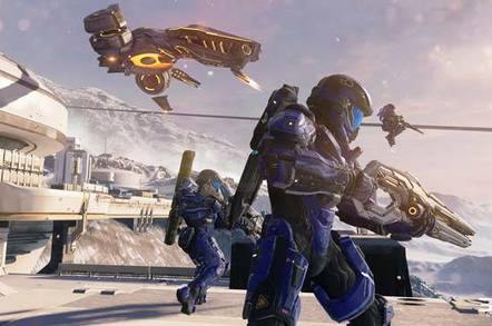 Halo 5: Guardians - Microsoft XBOX ONE