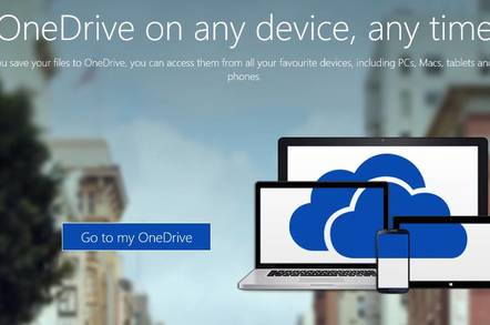microsoft onedrive account frozen email