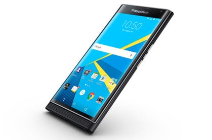 BlackBerry Priv. Press pic
