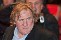 Gerard Depardieu. Pic by Thore Siebrands, licensed under CC 3.0