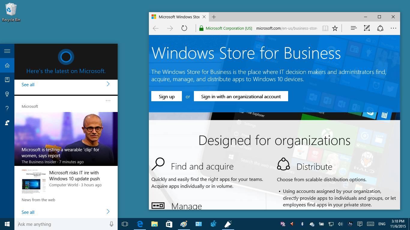 Windows 10 generate 10586 or