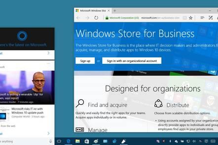 "Windows 10 build 10586 or ""Threshold 2"""