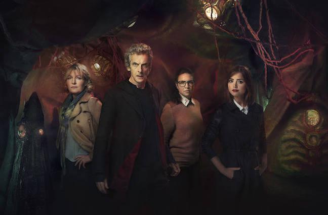 Doctor Who, Season 9 – The Zygon Inversion. Pic credit: BBC