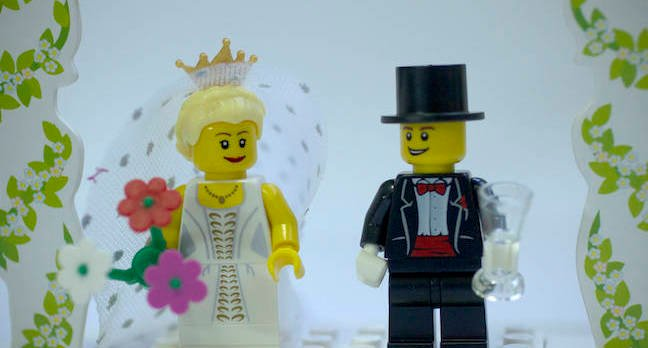 Lego wedding by https://www.flickr.com/photos/advedder/  cc 2.0 attribution generic