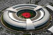 GCHQ Aerial View of Poppy