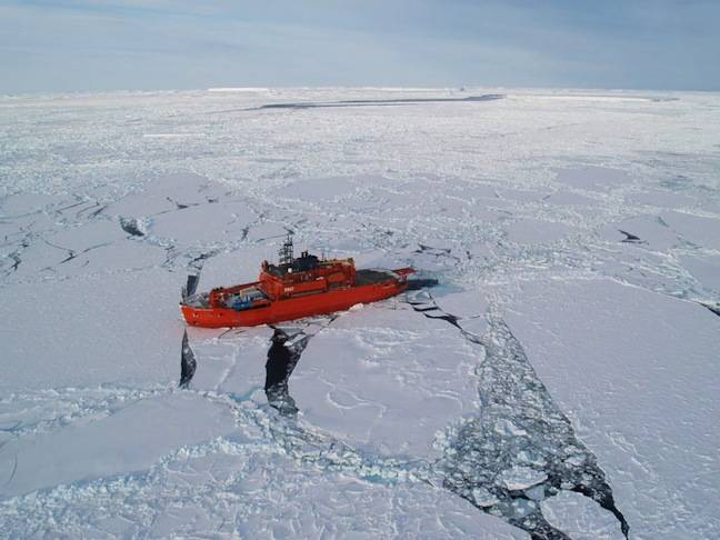 Antarctic science put on ice by coronavirus - next summer's expeditions restricted to essentials and robots