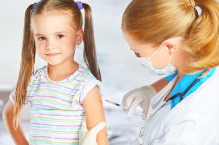 Injection image via shutterstock