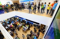 Microsoft flagship store, New York