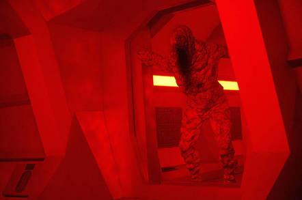 Doctor Who, Season 9 – Sleep No More. Pic credit: BBC
