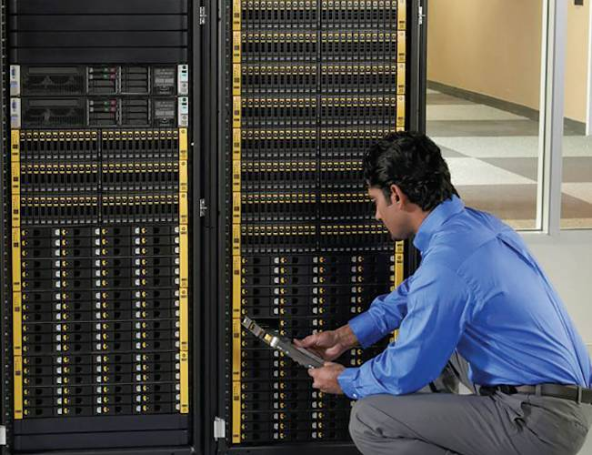 Rack servers drive $120bn data centre infrastructure market • The ...