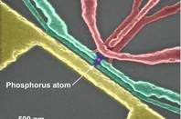 UNSW entanglable atom on silicon