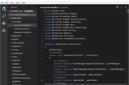 Visual Studio Code is going open source