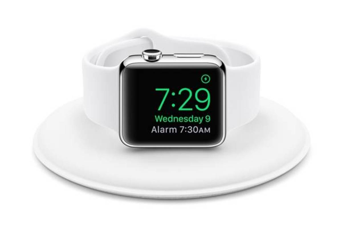Apple S Watch Charging Pad Proves Cupertino Still Screwing