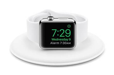 Apple Watch wireless charging