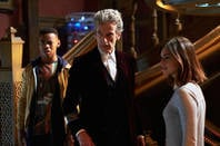 Doctor Who, Season 9 – Face the Raven. Pic credit: BBC