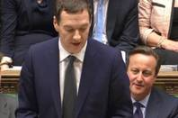 George Osborne delivers 2015 Autumn Statement. Image credit: Parliament TV