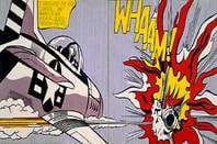 wham_bang by Roy Lichtenstein