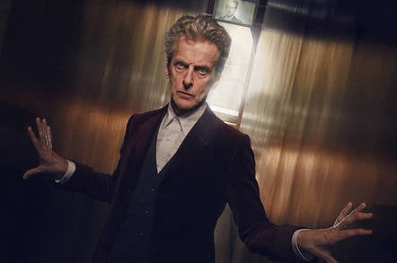 Doctor Who, Season 9 – Heaven Sent. Pic credit: BBC