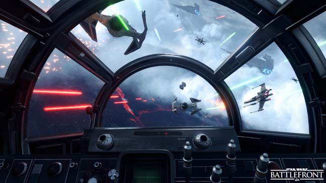 Star Wars: Battlefront Fighter Squadron. Electronic Arts
