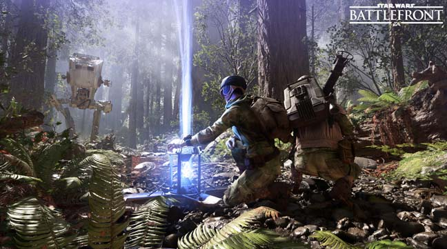 Star Wars: Battlefront ENDOR. Electronic Arts