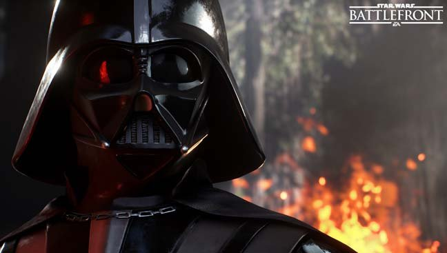 Star Wars: Battlefront DARTH VADER. Electronic Arts