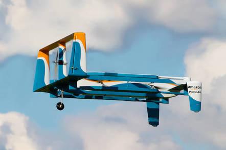 Amazon.com's new drone
