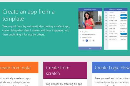 PowerApps - as easy as Excel, says Microsoft