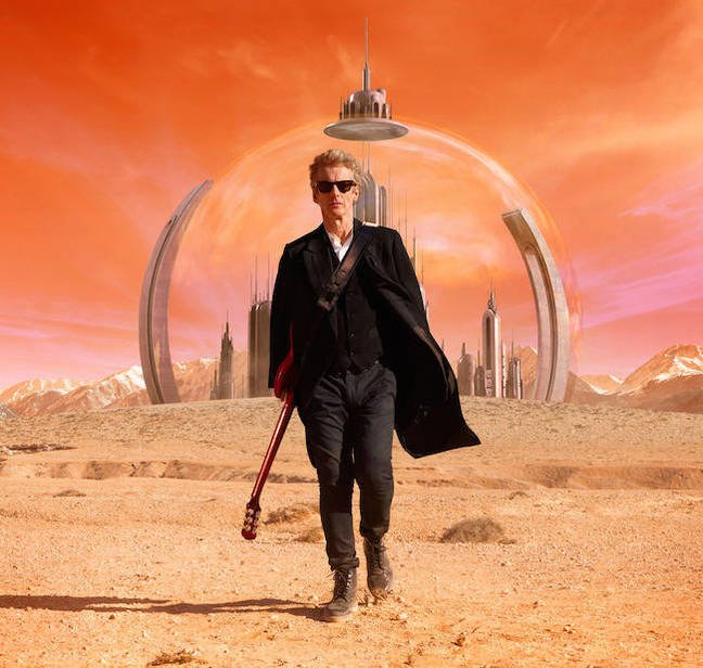 Doctor Who, Season 9 – Hell Bent. Pic credit: BBC