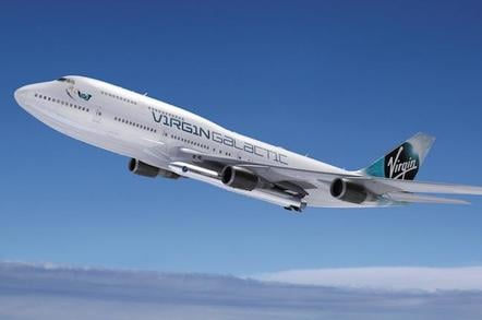 Virgin Galactic's
