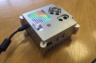 Raspberry Pi in its space case