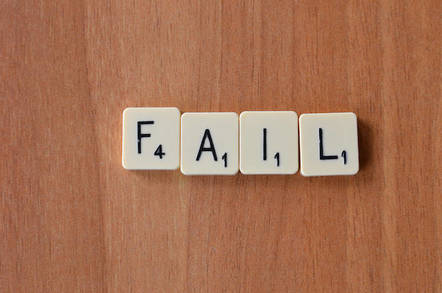 FAIL scrabble by https://www.flickr.com/photos/jeffdjevdet/ CC 2.0 attribution generic