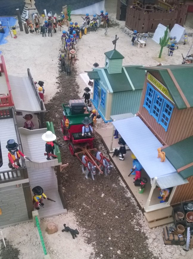 The Playmobil Dodge City