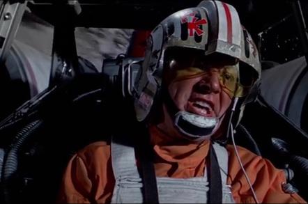 Star Wars rebel pilot
