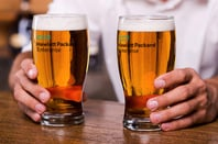 hpe pint glasses