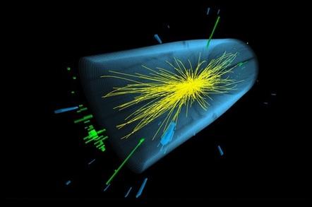A bigger Boson? CMS/CERN